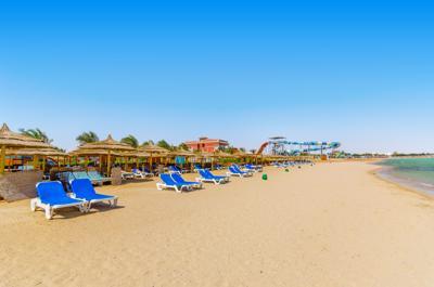 Foto Titanic Beach Spa en Aquapark ***** Hurghada