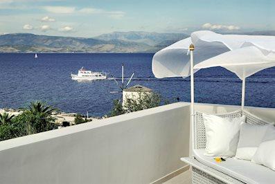 Foto Mayor Mon Repos Palace **** Corfu-Stad