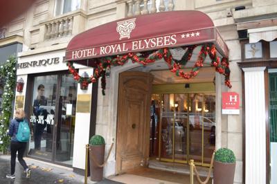 Foto Royal Elysees **** Parijs