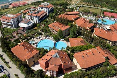 Foto Alba Resort ***** Side