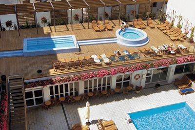 Foto ALEGRIA Plaza Paris en Spa **** Lloret de Mar