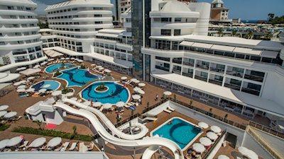Foto Laguna Beach Alya Resort en Spa ***** Alanya