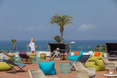 Foto Leonardo Laura Beach en Splash Resort **** Paphos