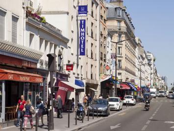 Foto Timhotel Nation ** Parijs