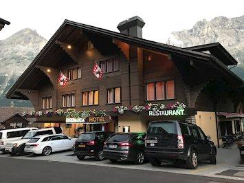Foto Eigerblick *** Grindelwald