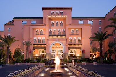Sofitel Marrakech Lounge en Spa
