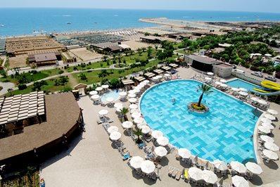 Seamelia Beach Resort en Spa