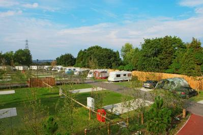 Foto Rockley Holiday Park *** Poole