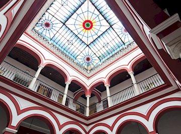 Foto Las Casas de los Mercaderes *** Sevilla