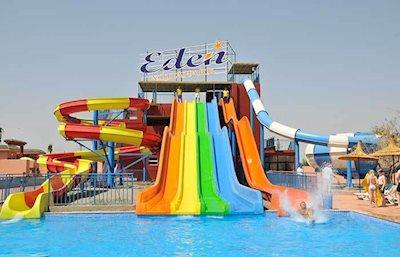 Eden Andalou Aquapark en Spa