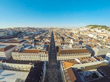 Foto Duas Nacoes ** Lissabon
