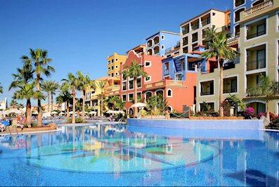 Foto Bahia Principe Sunlight Tenerife **** Playa Paraiso