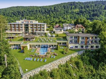 Das 4 Elemente Spa en Golf am Worthersee