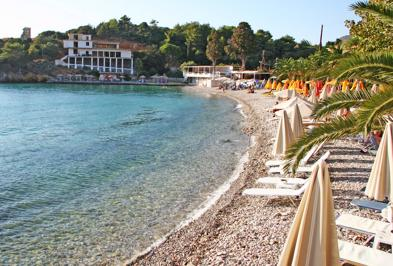 Samos Bay by Gagou Beach