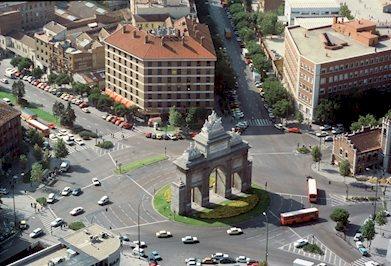 Foto Puerta de Toledo *** Madrid
