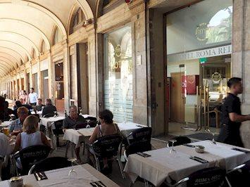 Foto Roma Reial * Barcelona