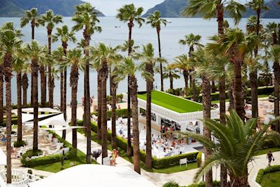 Foto Ideal Prime Beach ***** Marmaris