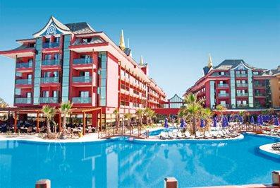 Foto Siam Elegance Resort ***** Belek