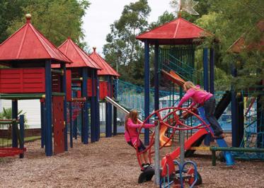Foto Foxhunter Holiday Park *** Monkton