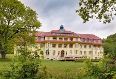 Ferien Villa Sudharz Nordhausen