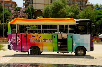 Foto The Colours **** Side