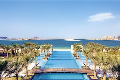 Foto Jumeirah Zabeel Saray ***** Dubai