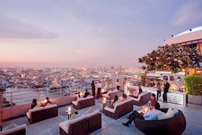 Foto Hilton Millennium Bangkok ***** Bangkok