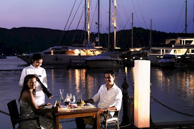 Foto Ece Saray Marina en Resort ***** Fethiye