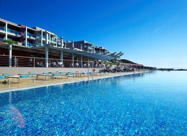 Foto Michelangelo Resort en Spa ***** Agios Fokas
