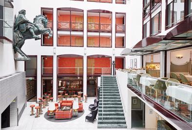 Foto Derag Livinghotel Grosser Kurfurst **** Berlijn