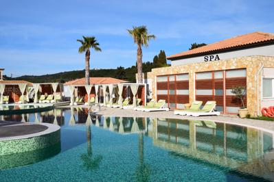 Foto Olympia Golden Beach Resort ***** Kyllini