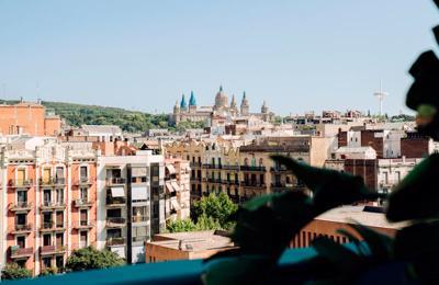 Foto Apsis Sant Angelo *** Barcelona
