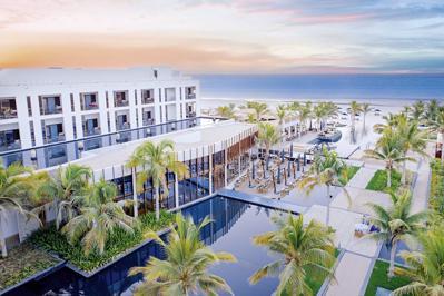 Foto Anantara Al Baleed Resort Salalah ***** Salalah