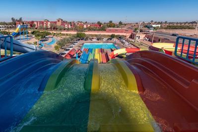 Foto Eden Andalou Aquapark en Spa ***** Marrakech