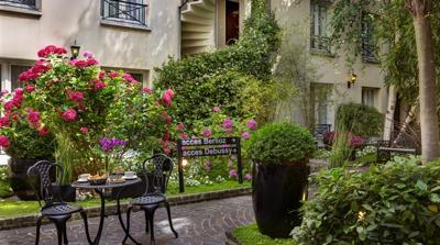 Foto Le Patio Bastille *** Parijs