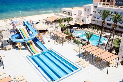 Sousse City en Beach