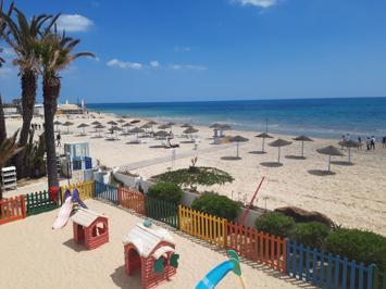 Foto Hammamet Beach by Magic **** Hammamet