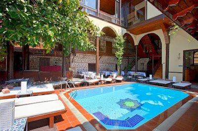 Foto Alp Pasa **** Antalya