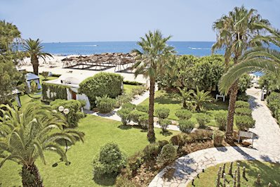 Foto Les Orangers Beach Resort **** Hammamet