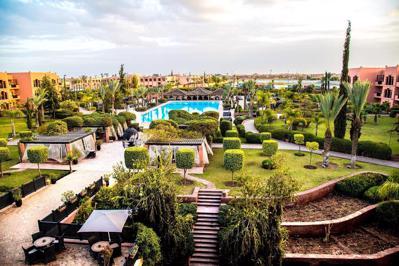 Foto SENTIDO Kenzi Menara Palace ***** Marrakech