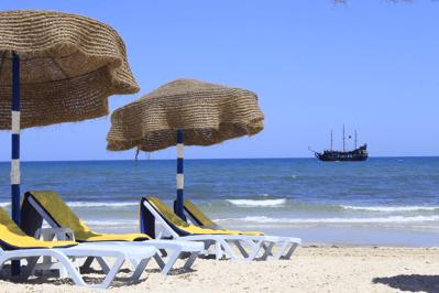 Foto Sousse City en Beach *** Sousse