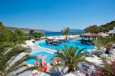 Salmakis Resort en Spa