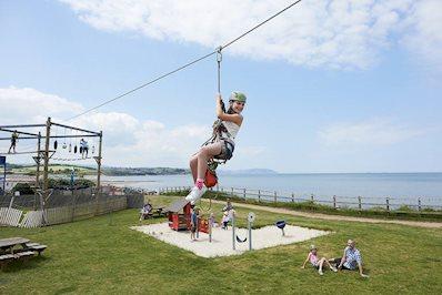Foto Doniford Bay Holiday Park **** Watchet