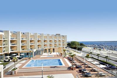 Real Marina hotel en Spa