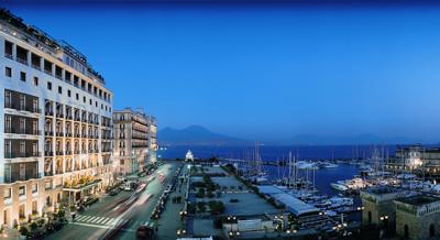 Grand Vesuvio Naples