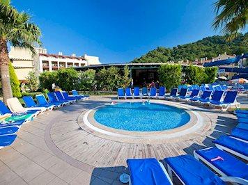 Foto Green Nature Resort en Spa **** Marmaris
