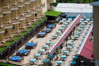 Foto Doganay Beach Club ***** Alanya