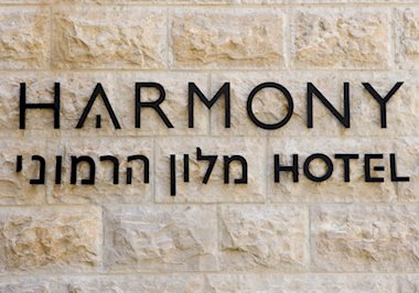 Foto Harmony **** Jeruzalem