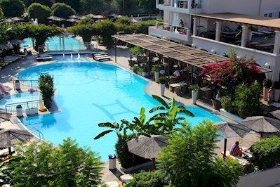 Foto Peridis Family Resort ***** Kos-Stad