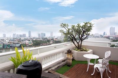 Foto Ramada Plaza Menam Riverside ***** Bangkok